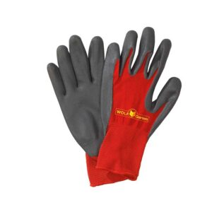 Wolf Garten Washable Soil Care Gloves (Medium)