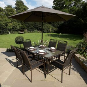 6 Seater Garden Furniture Sets