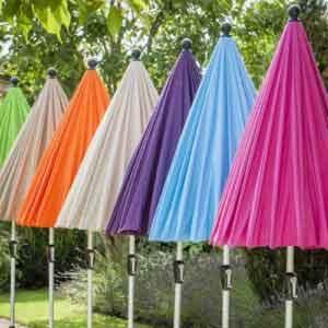 Garden Parasols & Bases