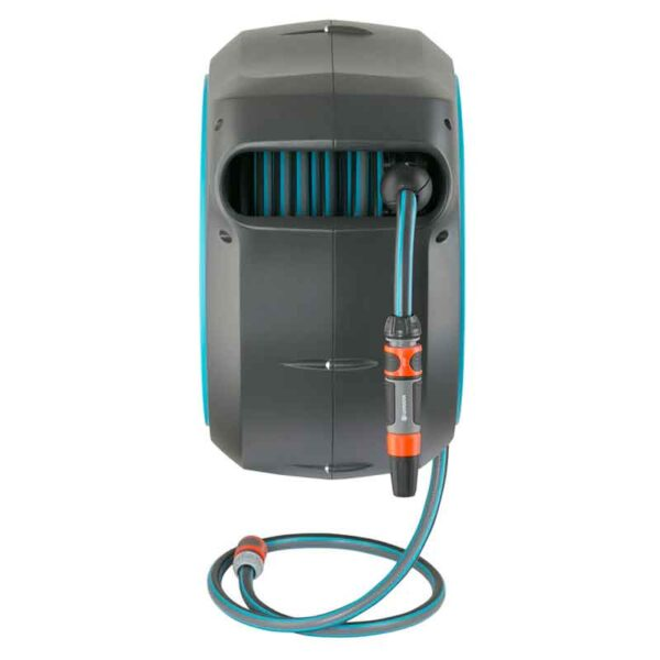 Gardena Wall Mounted Hose Box RollUp 35m Front