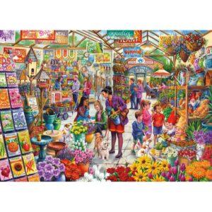 Gibsons Gardener's Delight 1000 Piece Jigsaw Puzzle