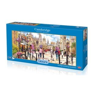 Gibsons Cambridge 636 Piece Jigsaw