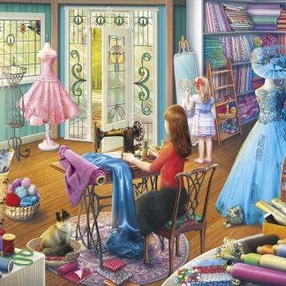 Gibsons Dressmaker's Daughter Jigsaw