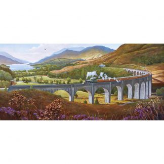 Gibsons Glenfinnan Viaduct 636 Piece Jigsaw