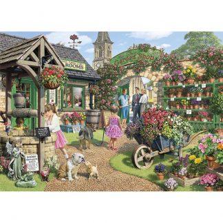 Gibsons Glenny's Garden Shop 500 XL Piece Jigsaw