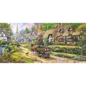 Gibsons Heading Home 636 Piece Jigsaw