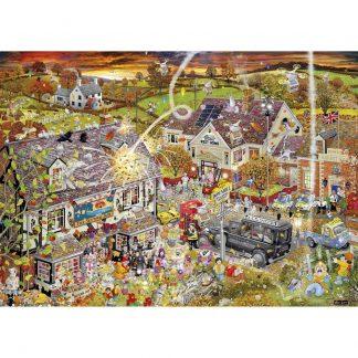 Gibsons I Love Autumn 1000 Piece Jigsaw