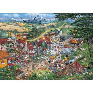 Gibsons I Love The Farmyard 1000 Piece Jigsaw