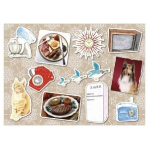 Gibsons In The Home 12 Piece Jigsaw Puzzle