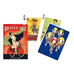 Gibsons Piatnik Bicycle Art Playing Cards
