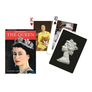 Gibsons Piatnik The Queen Playing Cards