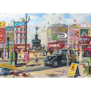 Gibsons Picadilly 250 XL Piece Jigsaw