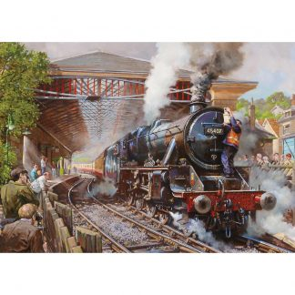 Gibsons Pickering Station 1000 Piece Jigsaw