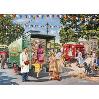 Gibsons Piecing Together - Mobile Shop 40 XL Piece Jigsaw