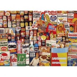 Gibsons Piecing Together - Shopping Basket 40 XL Piece Jigsaw