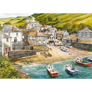 Gibsons Port Isaac 500 Piece Jigsaw