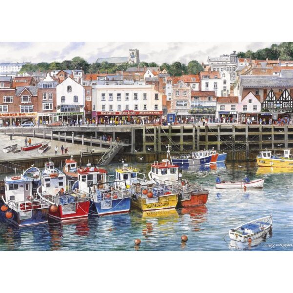 Gibsons Scarborough 1000 Piece Jigsaw