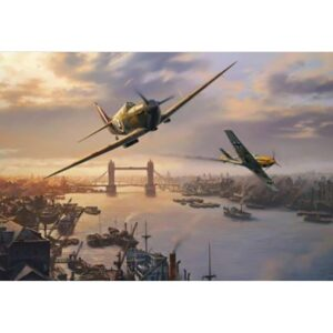 Gibsons Spitfire Skirmish 500pc Jigsaw Puzzle