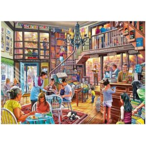 Gibsons Story Time 500XL Jigsaw Puzzle