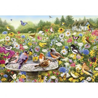Gibsons The Secret Garden 100 XXL Piece Jigsaw