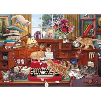 Gibsons Writers Block 1000 Piece Jigsaw