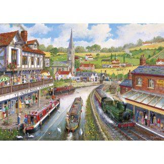 Gibsons Ye Olde Mill Tavern Jigsaw