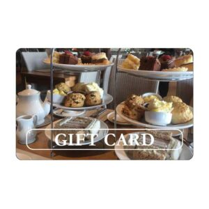 Gates Afternoon Tea Gift Card