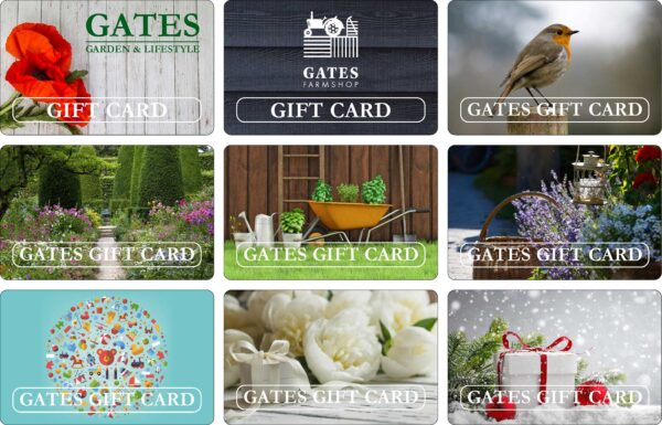 Gates Gift Cards
