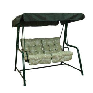 Glendale Vienna 2 Seater Hammock Swing Seat in Sage
