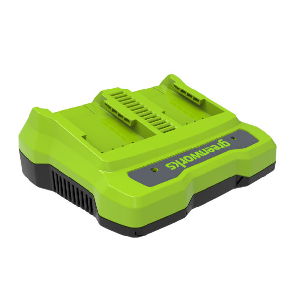 Greenworks 24V Twin Port 2A Charger