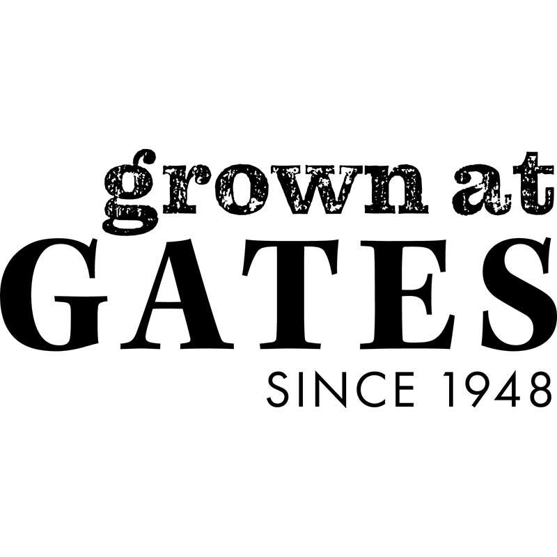 Grown at Gates