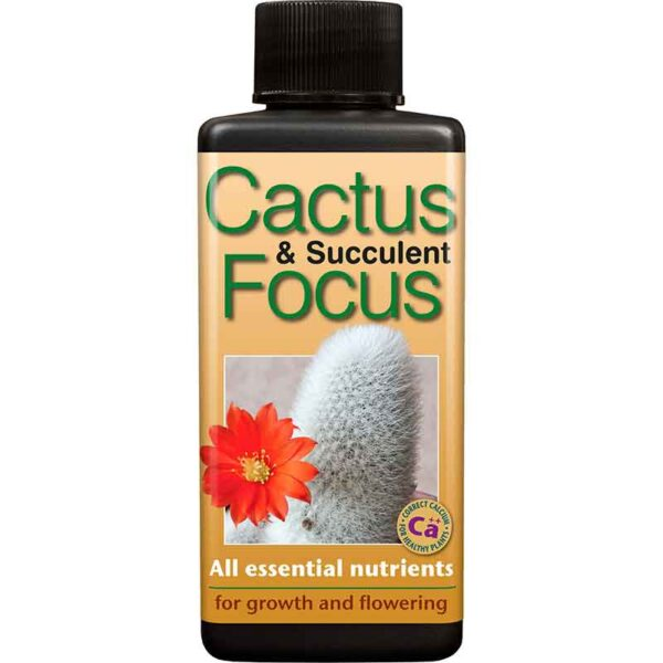 Growth Technology Cactus & Succulent Focus (100 ml)