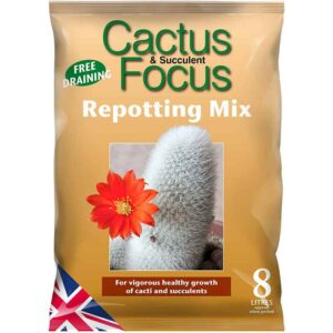 Growth Technology Cactus Focus Repotting Mix (8 litres)
