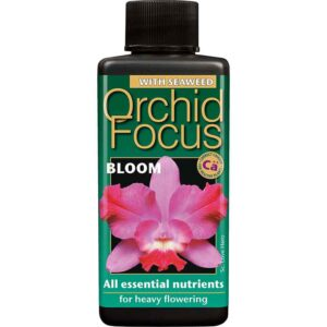 Growth Technology Orchid Focus Bloom with Seaweed (100ml)