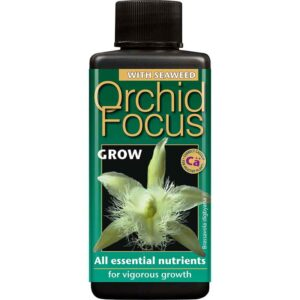 Growth Technology Orchid Focus Grow with Seaweed (100ml)