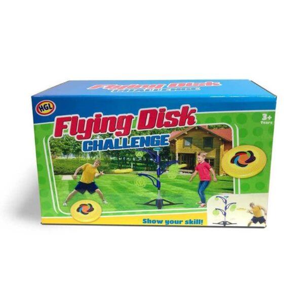 HGL Flying Disk Challenge