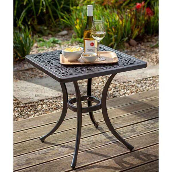 Hartman Capri Side Table in Bronze