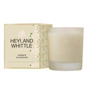 Heyland & Whittle Amber Oakmoss Candle