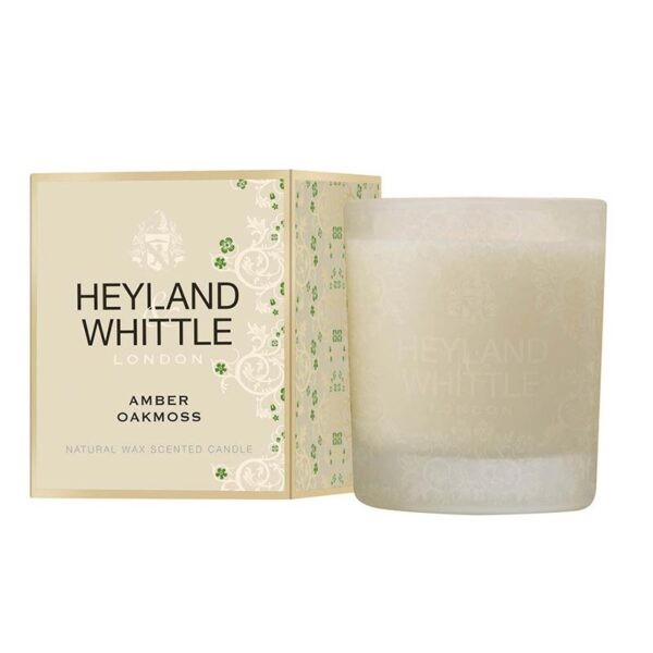 Heyland & Whittle Amber Oakmoss Candle
