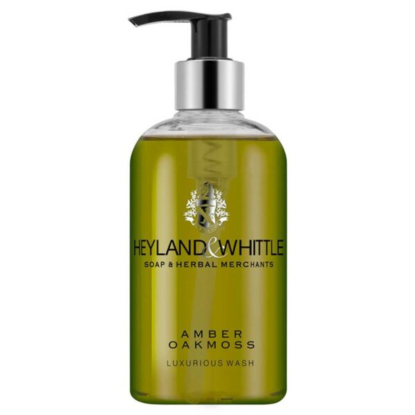 Heyland & Whittle Amber oakmoss Hand & Body Wash