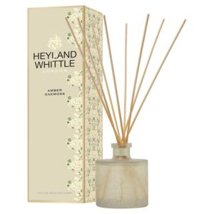 Heyland & Whittle Amber oakmoss Reed Diffuser 200ml