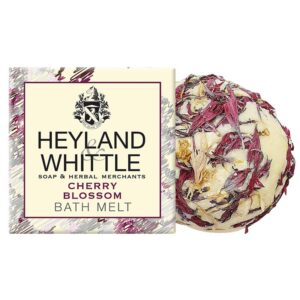 Heyland & Whittle Cherry blossom Bath Melts