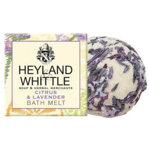 Heyland & Whittle Citrus & Lavender Bath Melts