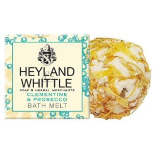 Heyland & Whittle Clementine & Prosecco Bath Melts