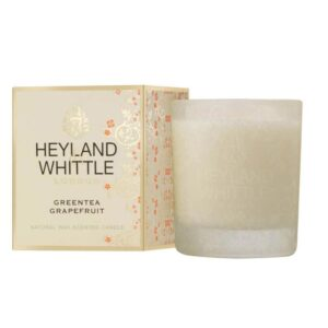 Heyland & Whittle Green Tea & Grapefruit Scented Candle