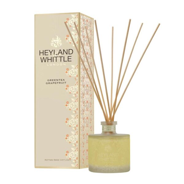 Heyland & Whittle Greentea & Grapefruit Reed Diffuser 200ml
