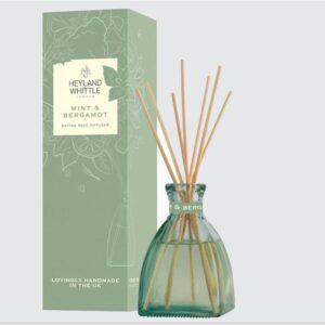 Heyland & Whittle Mint & Bergamot Reed Diffuser