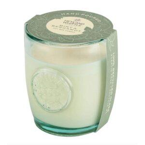 Heyland & Whittle Mint & Bergamot Scented Candle
