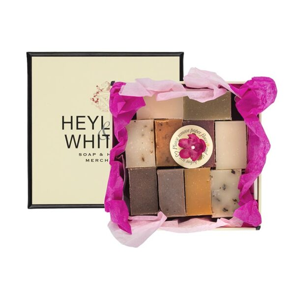 Heyland & Whittle Selection of 10 Small Soaps Gift Box