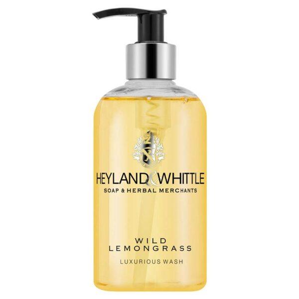 Heyland & Whittle Wild Lemongrass Hand & Body Wash